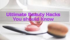Beauty Hacks That You Must Know (couponscode_au) Tags: aliveskinhair couponscodeau beautytips women naturalbeauty fashion cosmetics beautyhacks howtotips howtostaybeauty womenbeauty