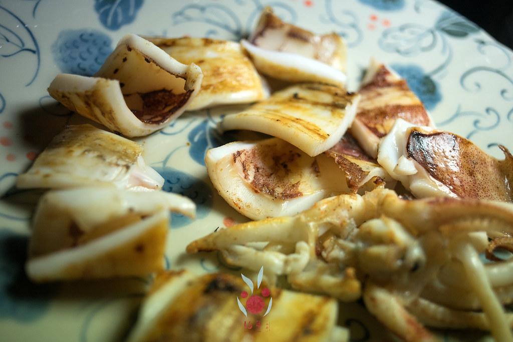 最奢華的中秋烤肉組 海鮮大集合之 龍膽石斑、泰國蝦、蚵、大卷 |小農聯盟22