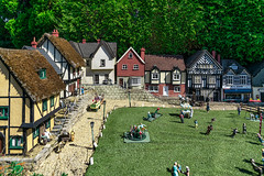 Bekonscot Model Village (Sajivrochergurung) Tags: village model england nature