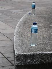 opened/unopened (ewjz31) Tags: plasticbottles bristol urban minimalism
