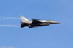 F-16C, 529, Griekenland (Alfred Koning) Tags: 529 belgianairforcedays2018 ebblkleinebrogel f16fightingfalcon f16c griekenland locatie vliegtuigen