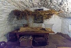 Table in the undercroft (Carol Spurway) Tags: pockerleyoldhall museum pockerleyoldhouse workingmuseum 1820s countydurham openairmuseum beamish stanley livingmuseum