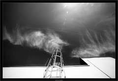 stairway to heaven (Dierk Topp) Tags: a7rii a7rm2 bw ilce7rii ilce7rm2 laowa sonya7rii architecture monochrom sw sony superwide testfoto ultrawideangle wideangle