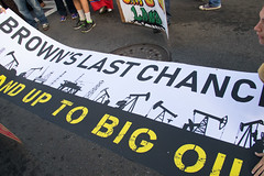 RISE_Protest_GCAS_IMG_0122-1 (rawEarth) Tags: redd falsesolutions climatecapitalism indigenous ien indigenousenvironmentalnetwork rise indigenousrisingmedia sol2sol solidaritytosolutions diablorisingtide ittakesroots idlenomoresfbay carbontrading capandtrade carbontax fossilfuelindustry keepitintheground landgrabs displacement climatejustice sanfrancisco protest rally frontlinecommunities streetmural signs banners nativeamericans march blockade mosconecenter gcas globalclimateactionsummit