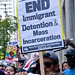 Outside City Hall Abolish ICE Protest and Rally Downtown Chicago Illinois 8-16-18 3178