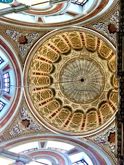 dolmabahçe camii/istanbul summer 2018 (tamamtamam) Tags: ornaments turkey istanbul mosque baroquearchitecture dolmabahçe