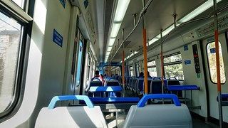 Commuting -  Yendo a trabajar