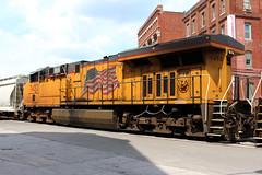 UP 7452 (steamfan1211) Tags: unionpacific kansascity up railroad trains