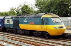 43002 (R~P~M) Tags: train railway diesel locomotive 43 hst 125 gwr greatwesternrailway oxford oxon oxfordshire england uk unitedkingdom greatbritain