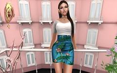 Post #27 Balcony (Sabrina Rexie) Tags: saturdaysale catwa maitreya lg legene foxy entice