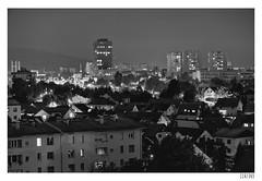 Ljubljana by night (Aljaž Anžič Tuna) Tags: ljubljana night city metropola capital slovenia photo365 project365 onephotoaday onceaday nikond800 nikkor nice naturallight nikon nikon105mmf28 105mmf28 f28 d800 dailyphoto day dark bw blackandwhite black white blackwhite beautiful