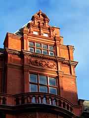 Castle Street Windows, Liverpool, England (teresue) Tags: 2017 uk england greatbritain liverpool merseyside windows