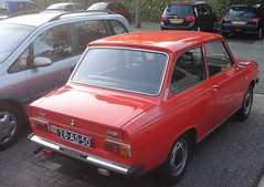 Daf 66 Super Luxe 6-11-1973 28-AS-50 (Fuego 81) Tags: daf 66 1973 28as50 cwodlp onk sidecode3 5txt10 77grnp