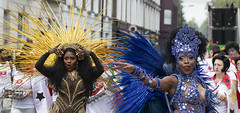 Notting Hill Carnival 2018 (richard.mcmanus.) Tags: nottinghillcarnival nottinghill nottinghillcarnival2018 carnival london england uk street dancers dance costume feathers richardmcmanus mcmanus