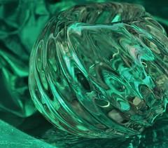 Glass swirl (Nancy Asquith) Tags: macromondays glass