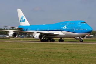 PH-BFV, Boeing 747-406M, KLM Royal Dutch Airlines