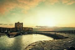 Carrickfergus (Kyle TKT) Tags: castle water pier old carrickfergus northernireland kylethompson