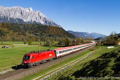Transalpin (Daniele Sudati) Tags: 1116078 babsi taurusöbb taurus öbb österreich österreichischenbundesbahnen öblarn austria transalpin eurocity ec zug ec164 stiria steiermark eisenbahn