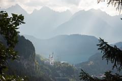 Schloss Neuschwanstein & Hohenschwangau (eschborn.photography) Tags: eschborn eschbornphotography bayern bavaria castle ludwig ii second dream disney füssen alpsee