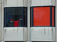 NOT 62 Castle Street Hotel, Liverpool, England (teresue) Tags: 2017 uk unitedkingdom greatbritain england merseyside liverpool castlestreet 62castlestreethotel windows lfc liverpoolfootballclub soccer football hotel