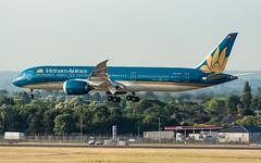 Vietnam Airlines VN-A870 pmb20-06006 (andreas_muhl) Tags: 2018 787900 dreamliner heathrow lhr london vna870 vietnamairlines aircraft airplane aviation planespotter planespotting