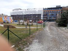 Scene from the transformating Volta quartal, Kalamaja, Tallinn (kalevkevad) Tags: architecture volta kalamaja põhjatallinn pohjatallinn tallinn estonia