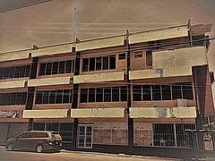 Edificio La Ceiba (sirhowardlee) Tags: building city urban ciudad