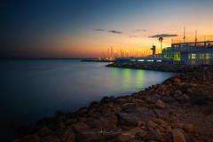 Alméria (Stéphane Sélo Photographies) Tags: alméria andalousie pentax ricoh sigma1020f456 club coucherdesoleil espagne k3ii landscape mer paysage ponts port spain sunset voiliers