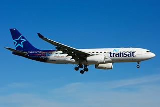C-GUBC (Air Transat)