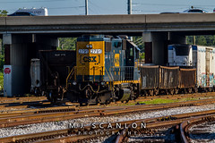 CSX 2791 | EMD GP38-2 | CSX Taft Yard (M.J. Scanlon) Tags: business cr cr8224 csx csx2791 csxsanfordsubdivision csxtaftyard csxtransportation csxt csxt2791 canon capture cargo commerce conrail digital emd eos engine florida freight gp382 haul horsepower image impression landscape locomotive logistics mjscanlon mjscanlonphotography merchandise mojo move mover moving orlando outdoor outdoors perspective photo photograph photographer photography picture rail railfan railfanning railroad railroader railway scanlon steelwheels super track train trains transport transportation view wow ©mjscanlon ©mjscanlonphotography