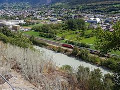 20180823_140800 (k.atkos) Tags: brig visp switzerland nature landscape mountains schweiz valais walls st german