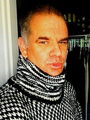 New photo of old turtleneck (jeremyv3) Tags: sweater jumpers tanglescreations wool white black style fashion turtlenecks turtleneck