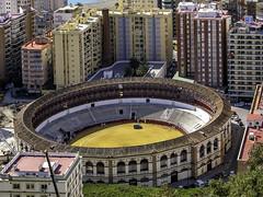 What sport (Tony Tomlin) Tags: malaga spain europe mediterranean bullring