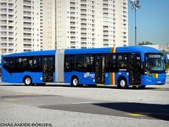 MAN Latin America 5916 (Chailander Borges (São Paulo/Brasil)) Tags: ônibus brasil brazilian bus brasileiros transport public urban piso baixo low entry volksbus articulado