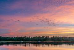 _DSC0241 (johnjmurphyiii) Tags: 06457 clouds connecticut connecticutriver dawn harborpark middletown originalnef sky summer sunrise tamron18400 usa johnjmurphyiii nature landscape