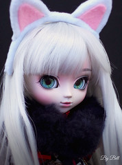 Happy B-day, Bell!! (♪Bell♫) Tags: pullip alice optical isabella carolina weiss groove doll neko
