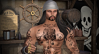 Time Traveler / Voyageur du Temps 9 FREE items on SL Treasure!