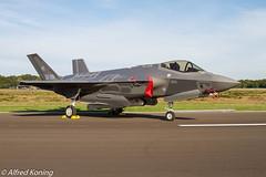 F-35A Lightning II, MM7359/32-09, Italië (Alfred Koning) Tags: 3209mm7359 belgianairforcedays2018 ebblkleinebrogel f35lightningii f35a italië locatie vliegtuigen