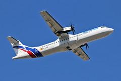 EC-LYB  ATR.72 212A Swiftair AGP 16-09-18 (PlanecrazyUK) Tags: eclyb atr72212a swiftair agp 160918 lemg malaga–costadelsolairport malaga costadelsol