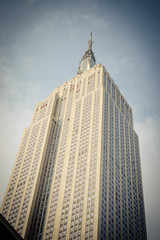 Empire State Building, NYC (Jeffrey) Tags: empirestatebuilding nyc skyscraper skyscrapers ny skyline empire manhattan sky newyorkcity architecture koreatown newyork