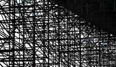 la trama è complessa... (Rino Alessandrini) Tags: technology architecture abstract constructionindustry steel constructionframe backgrounds builtstructure silhouette grid metal shape geometricshape pattern industry design tower connection blackcolor