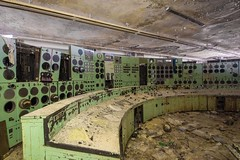 ABANDONED POWER PLANT (danieljakob22) Tags: kontrollraum abandonedcontrolroom abandonedpowerplant controlcenter controlroom powerplant trespassing