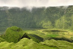 Azores, into the crater (Vittorio Ricci (thanks +++ 3.8millions views)) Tags: azores crater caldera volcano