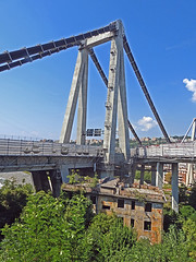 18082221245bersezio (coundown) Tags: genova crollo ponte morandi pontemorandi catastrofe bridge stralli impalcato piloni vvf autostrada