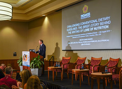 2018.08.16 Emerging Science of Carbohydrate Restriction and Nutritional Ketosis, Columbus, OH USA 05668