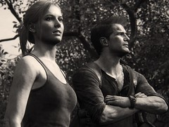 Together (Scarlizz) Tags: screenshot playstation4 ps4 uncharted4athiefsend