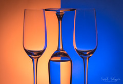 D75_4657 (@sumitdhuper) Tags: wallshare colors art creative abstract glass glasses reflection