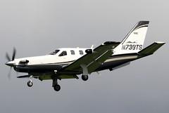N738TS_01 (GH@BHD) Tags: n738ts socata tbm700 tbm800 tbm850 threesistersaviation belfastinternationalairport aldergrove bfs egaa turboprop bizprop corporate executive aircraft aviation