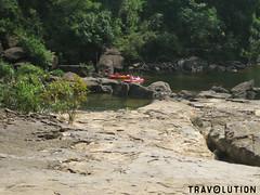 Kayaking on the Tatai River, Cardammon Mountains, Koh Kong (Travolution360) Tags: cambodia koh kong tatai river kayaking boat nature forest outdoor waterfall holiday swimming travel