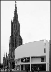 Ulmer Münster  161,53 Meter (HOR-BS 696) Tags: berndsontheimer badenwürttemberg ulmermünster ulm ulmdonau ulmmuenster curch minster eglise gothicchurches